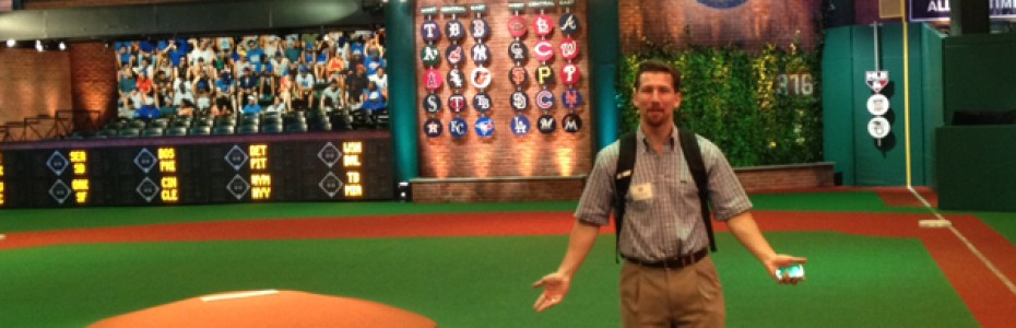 in June the Reality Check team was at the MLB Network studios in ...